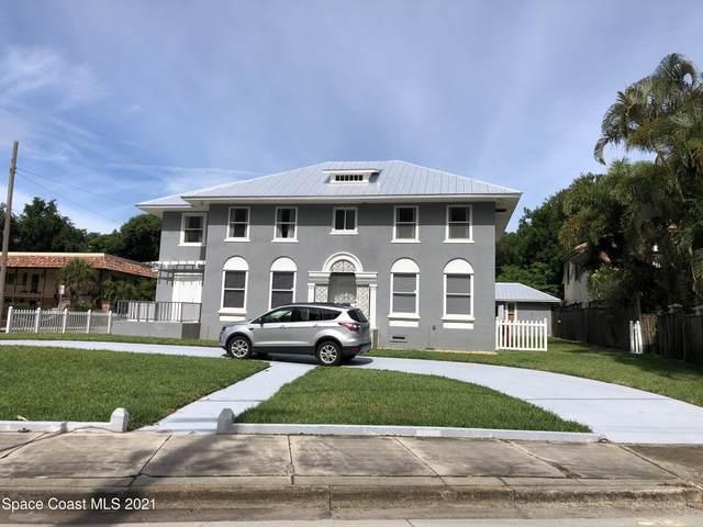 117 Riverside Drive, Cocoa, FL 32922 (MLS #908168) :: Engel & Voelkers Melbourne Central