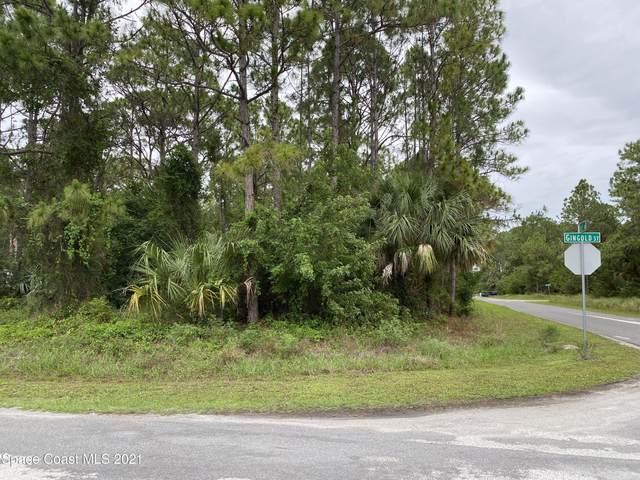 502 Hillsdale Avenue NW #26, Palm Bay, FL 32907 (MLS #908174) :: Engel & Voelkers Melbourne Central