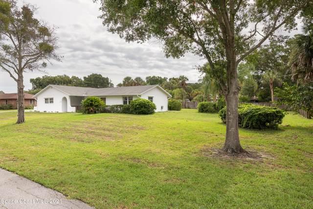 555 Conover Avenue NE, Palm Bay, FL 32907 (MLS #908176) :: Engel & Voelkers Melbourne Central