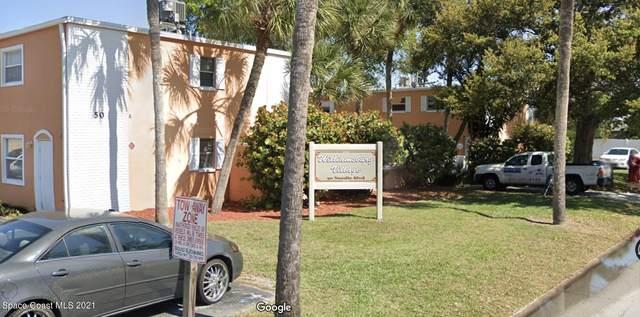 50 Needle Boulevard #38, Merritt Island, FL 32953 (MLS #908178) :: Engel & Voelkers Melbourne Central