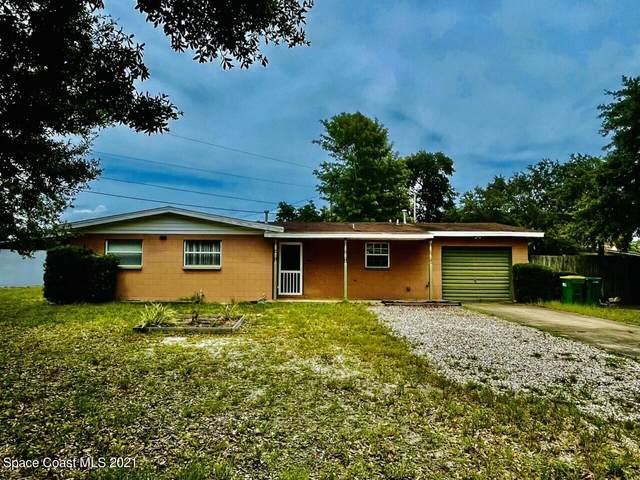 1934 Ivy Drive, Cocoa, FL 32922 (MLS #908185) :: Blue Marlin Real Estate
