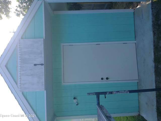 170 Park Avenue, Satellite Beach, FL 32937 (MLS #908190) :: Engel & Voelkers Melbourne Central