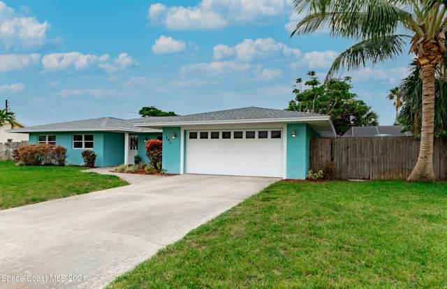 391 Riverview Lane, Melbourne Beach, FL 32951 (MLS #908192) :: Blue Marlin Real Estate