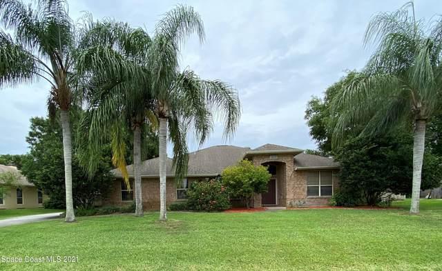 1329 Elcon Drive, Melbourne, FL 32904 (MLS #908197) :: Engel & Voelkers Melbourne Central