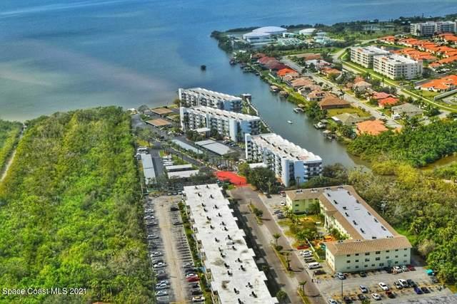 300 Columbia Drive 505-2, Cape Canaveral, FL 32920 (MLS #908198) :: Blue Marlin Real Estate