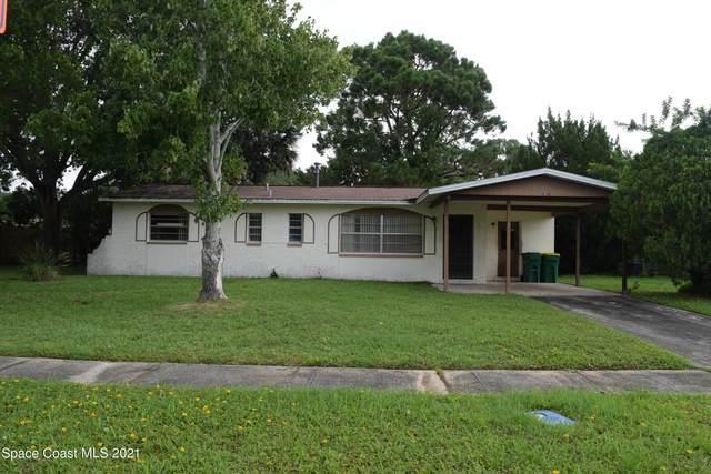 1021 Lakemoor Boulevard, Rockledge, FL 32955 (MLS #908232) :: Blue Marlin Real Estate