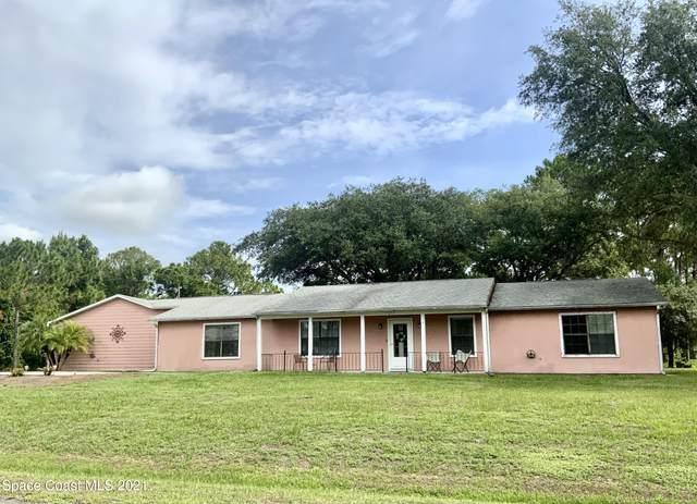 1219 Scottish Street SW, Palm Bay, FL 32908 (MLS #908238) :: Armel Real Estate