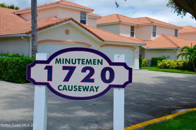1720 Minutemen Causeway #3, Cocoa Beach, FL 32931 (MLS #908243) :: Premium Properties Real Estate Services