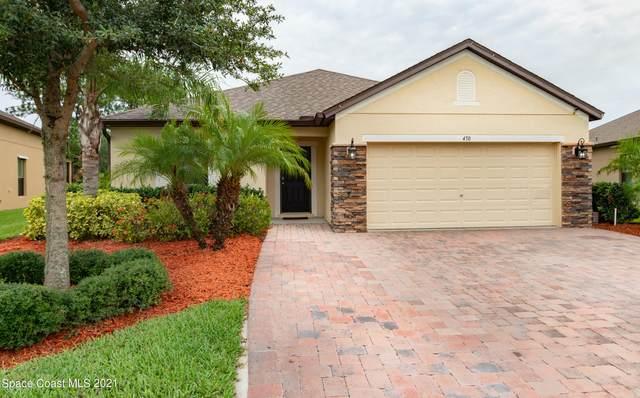 450 Dillard Drive SE, Palm Bay, FL 32909 (#908263) :: The Reynolds Team | Compass
