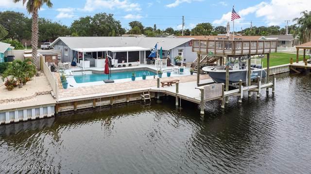 350 Diana Boulevard, Merritt Island, FL 32953 (MLS #908266) :: Premium Properties Real Estate Services