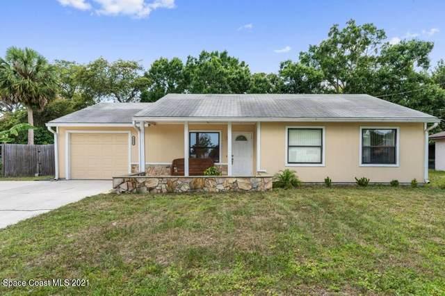 6480 Hudson Road, Cocoa, FL 32927 (MLS #908281) :: Blue Marlin Real Estate