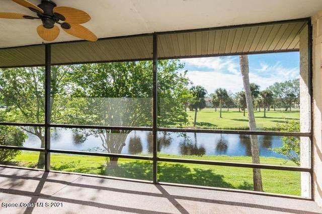 2145 Golf Isle Drive #1213, Melbourne, FL 32935 (MLS #908287) :: Armel Real Estate