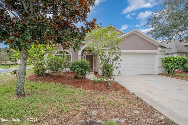 2010 Twelve Oaks Drive SE, Palm Bay, FL 32909 (MLS #908292) :: Premium Properties Real Estate Services