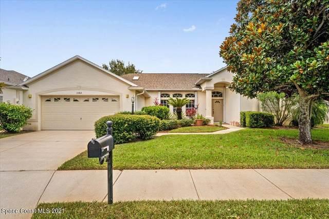 1082 Jan's Place, Melbourne, FL 32940 (MLS #908297) :: Premium Properties Real Estate Services