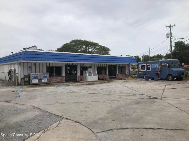 1310 S Tropical Trail, Merritt Island, FL 32952 (MLS #908302) :: Blue Marlin Real Estate