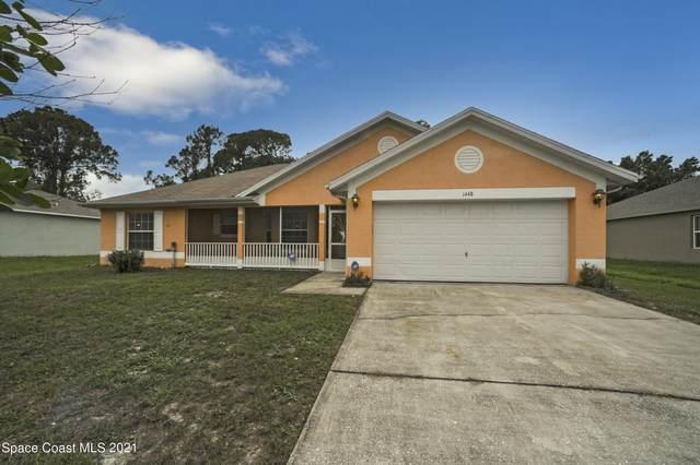 1448 Wacker Avenue SE, Palm Bay, FL 32909 (MLS #908307) :: Armel Real Estate