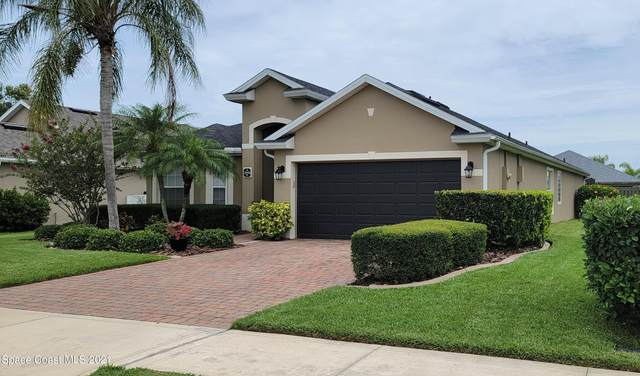 3594 Fodder Drive, Viera, FL 32955 (MLS #908309) :: Blue Marlin Real Estate