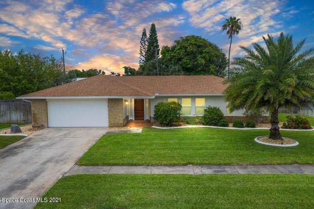 260 Sheridan Avenue, Satellite Beach, FL 32937 (MLS #908314) :: Blue Marlin Real Estate