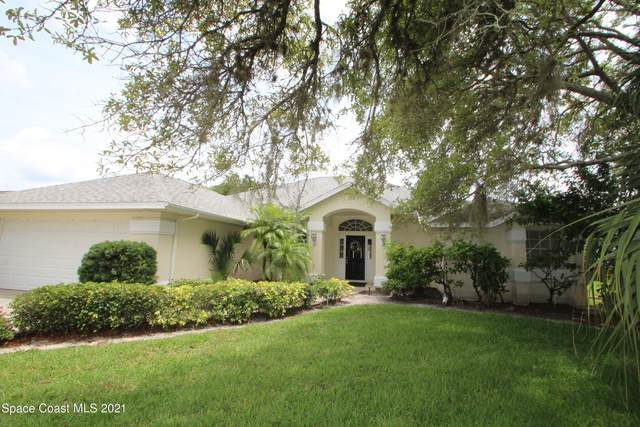 1260 Hollow Brook Lane, Malabar, FL 32950 (MLS #908316) :: Blue Marlin Real Estate