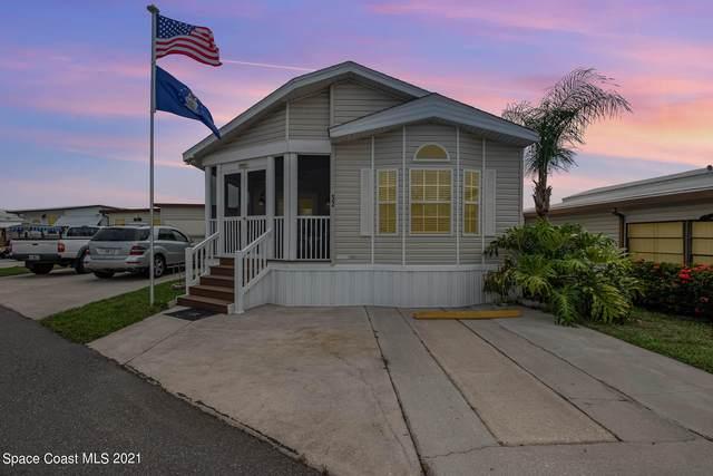 52 New York Way, Rockledge, FL 32955 (MLS #908322) :: Blue Marlin Real Estate