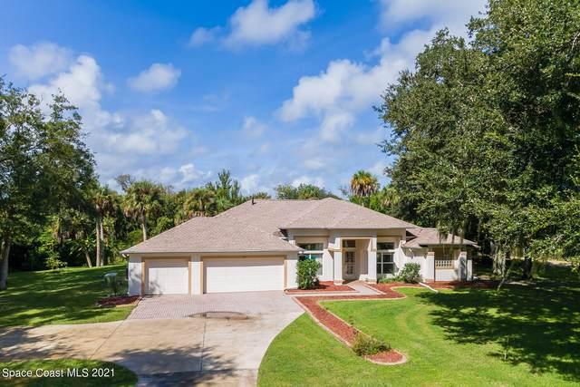 440 Pyber Lane, Merritt Island, FL 32953 (MLS #908327) :: Blue Marlin Real Estate