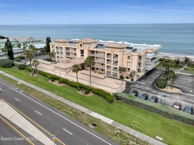 1907 Highway A1a #102, Indian Harbour Beach, FL 32937 (MLS #908330) :: Premium Properties Real Estate Services