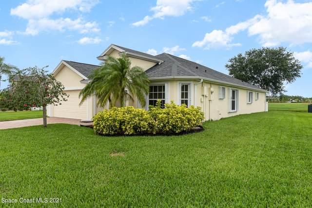 3502 Siderwheel Drive, Rockledge, FL 32955 (MLS #908332) :: Blue Marlin Real Estate