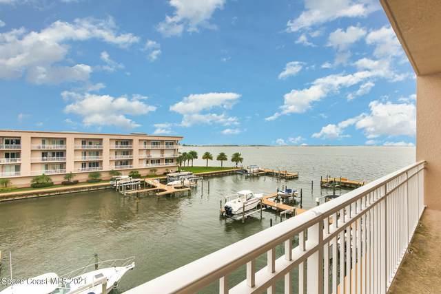 590 S Banana River Drive #301, Merritt Island, FL 32952 (MLS #908334) :: Armel Real Estate