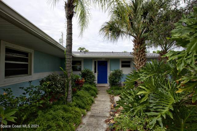 114 Royal Palm Avenue, Indian Harbour Beach, FL 32937 (MLS #908341) :: Armel Real Estate