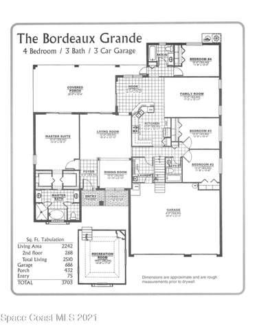 197 Brandy Creek Circle SE, Palm Bay, FL 32909 (MLS #908342) :: Armel Real Estate