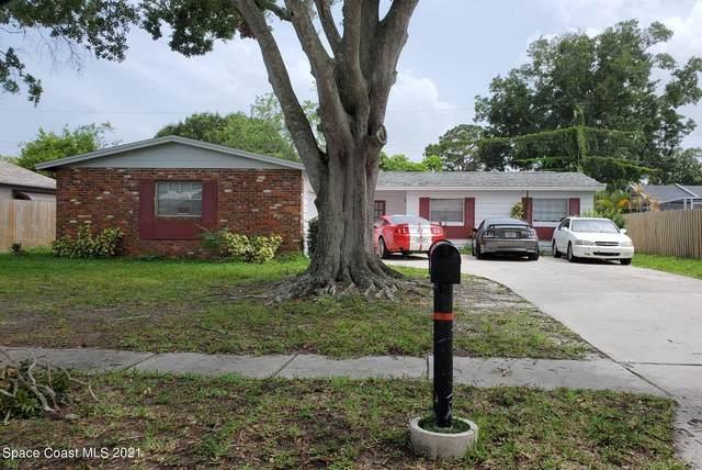 939 Kings Post Road, Rockledge, FL 32955 (MLS #908343) :: Blue Marlin Real Estate
