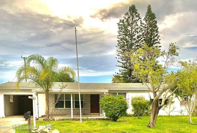 200 Melaleuca Drive, Satellite Beach, FL 32937 (MLS #908345) :: Blue Marlin Real Estate