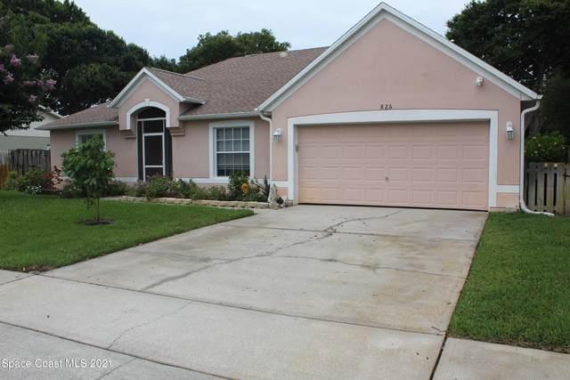 794 Laurel Drive, Rockledge, FL 32955 (MLS #908356) :: Blue Marlin Real Estate