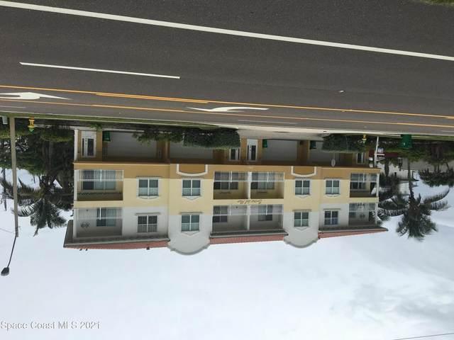 2310 S Atlantic Avenue #3, Cocoa Beach, FL 32931 (MLS #908370) :: Keller Williams Realty Brevard