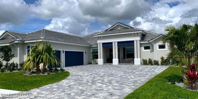 8709 Serrano Circle, Melbourne, FL 32940 (MLS #908371) :: Blue Marlin Real Estate