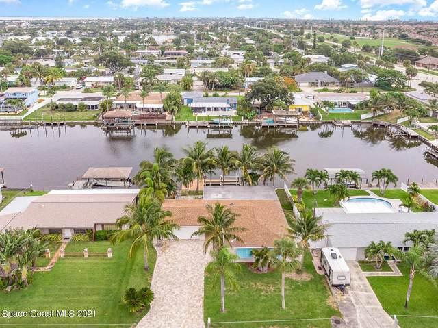 409 Nautilus Drive, Satellite Beach, FL 32937 (MLS #908374) :: Blue Marlin Real Estate