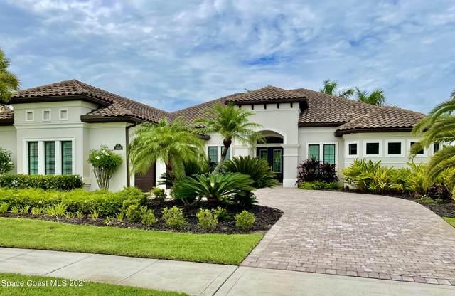 3668 Imperata Drive, Rockledge, FL 32955 (MLS #908381) :: Blue Marlin Real Estate