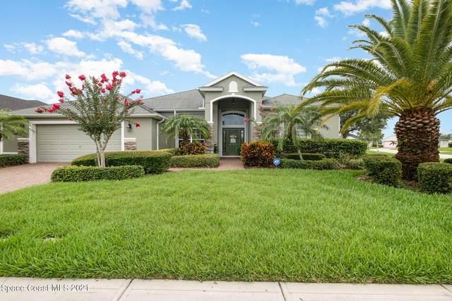 6912 Keplar Drive, Melbourne, FL 32940 (MLS #908385) :: Blue Marlin Real Estate