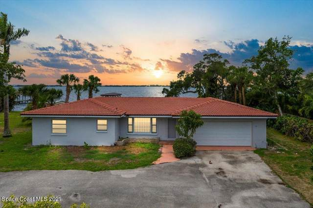 804 S Riverside Drive, Indialantic, FL 32903 (MLS #908389) :: Keller Williams Realty Brevard