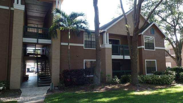 7667 N Wickham Road #1402, Melbourne, FL 32940 (MLS #908392) :: Blue Marlin Real Estate