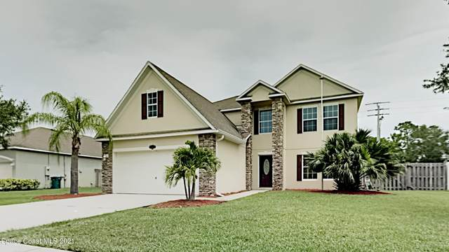 3240 Charon Avenue, Melbourne, FL 32904 (MLS #908397) :: Blue Marlin Real Estate