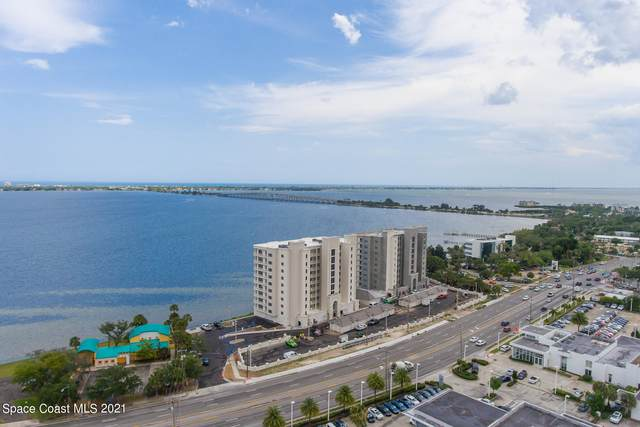 1465 S Harbor City Boulevard #401, Melbourne, FL 32901 (MLS #908400) :: Blue Marlin Real Estate
