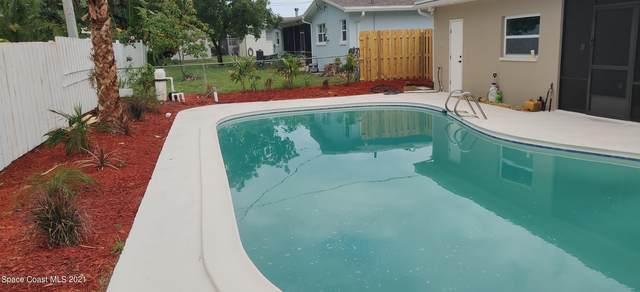 312 N Roundtree Drive, Cocoa, FL 32926 (MLS #908403) :: Blue Marlin Real Estate