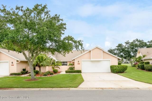 806 Ridge Lake Drive, Melbourne, FL 32940 (MLS #908407) :: Blue Marlin Real Estate