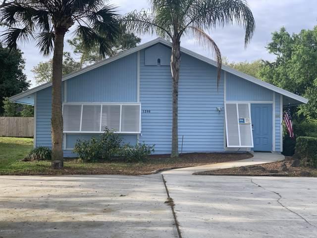1398 Palm Bay Road NE, Palm Bay, FL 32905 (MLS #908410) :: Blue Marlin Real Estate