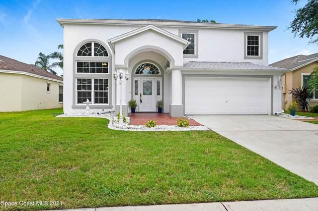 6977 Hammock Trace Drive, Melbourne, FL 32940 (MLS #908411) :: Blue Marlin Real Estate