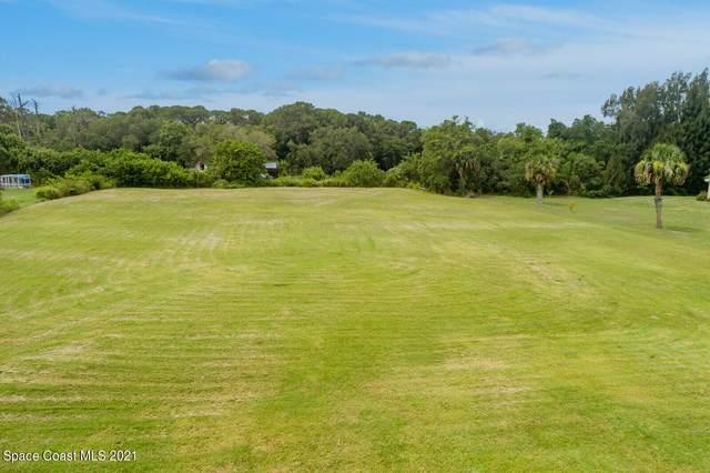 000 E Crisafulli Road, Merritt Island, FL 32953 (MLS #908416) :: Blue Marlin Real Estate