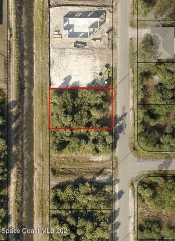 1860 Hallandale Avenue SW, Palm Bay, FL 32908 (MLS #908423) :: Armel Real Estate