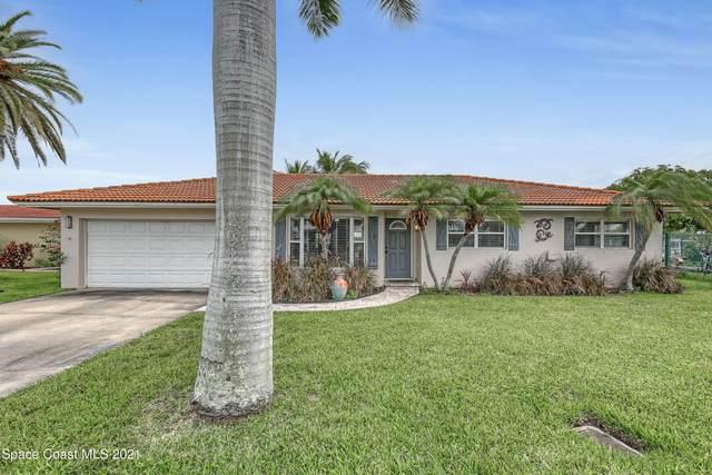 375 Dorset Drive, Cocoa Beach, FL 32931 (MLS #908428) :: Keller Williams Realty Brevard