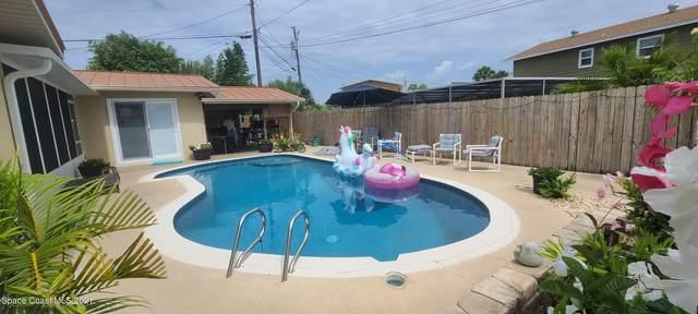 585 Belair Avenue, Merritt Island, FL 32953 (MLS #908431) :: Blue Marlin Real Estate